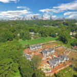 The Farmhouses At Ormewood and Atlanta Skyline