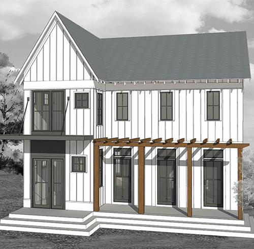 Farmhouses Plan 4b category
